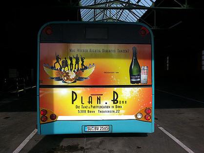 Plan.Bonn Veranstaltung, Event Nachtleben Bonn, Neuigkeit Discothek